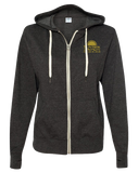 Suntrek Anniversary Edition Full Zip Hoodie (CharcoalHeather)