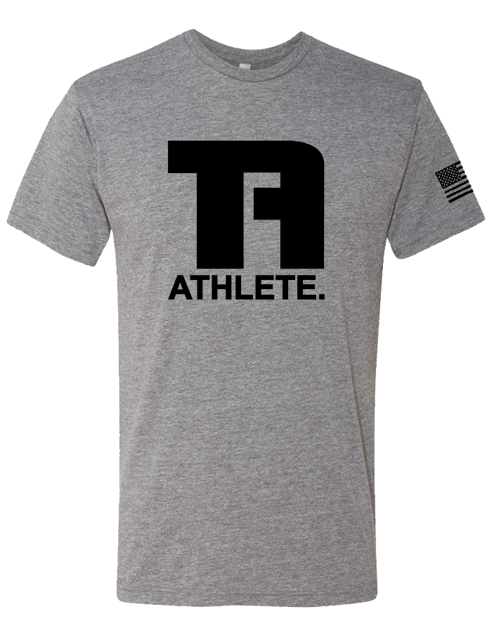 Tru Athletics Core Mens Tri-Blend Crew (PremiumHeather)