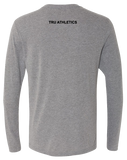 Tru Athletics Core Triblend Long Sleeve Tee (PremiumHeather)