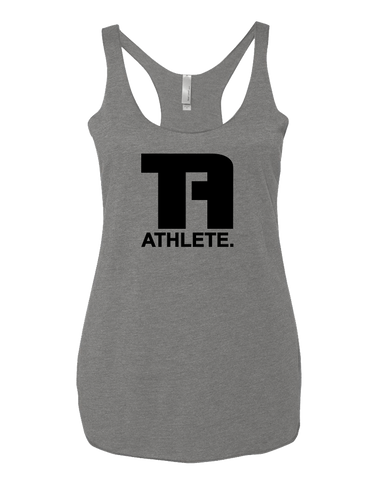 Tru Athletics Core Womens Tri-Blend Racerback Tank (PremiumHeather)