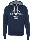 TI Barbell Club Pullover Hoodie (NavyHeather)