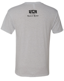 UCR Pig Roast Tee (Heather White)