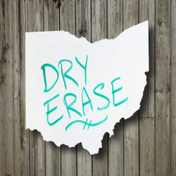 Ohio Dry Erase on bkgrnd sq small