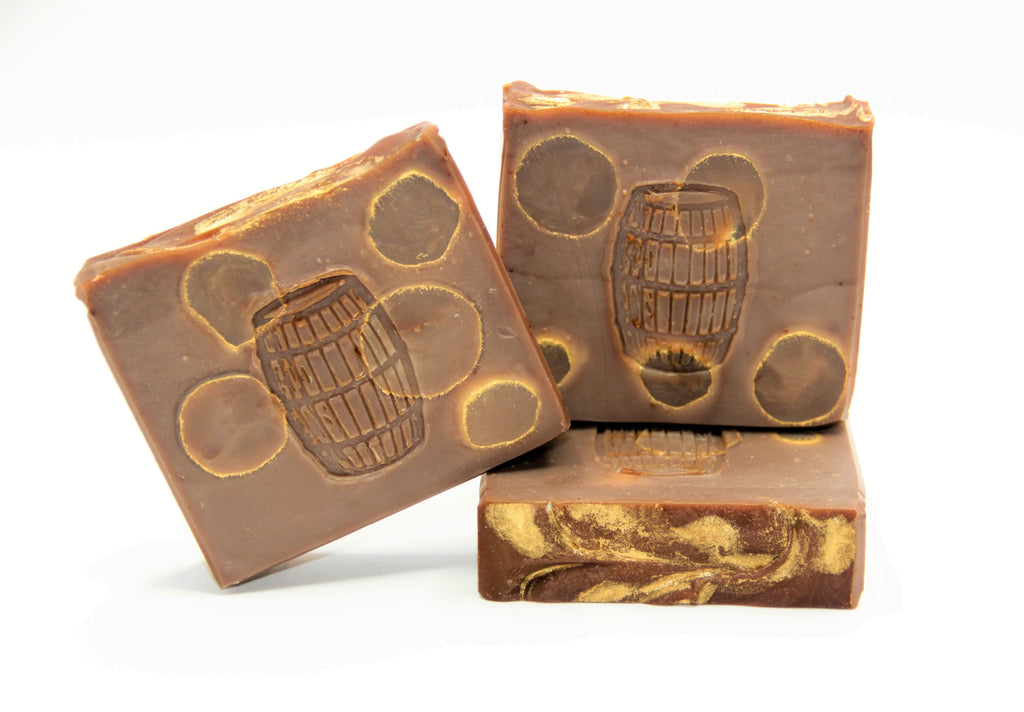 Bourbon Ball Soap