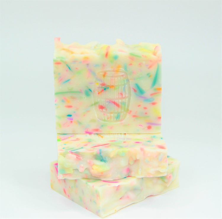 Unicorn Confetti Soap
