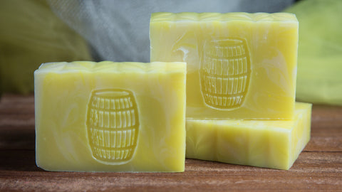 Lemon Spa Soap