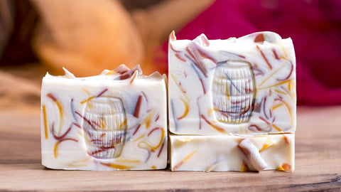 Happy Place Confetti Soap
