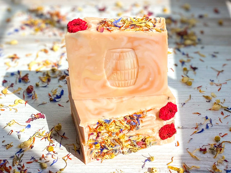 May Flowers Soap
