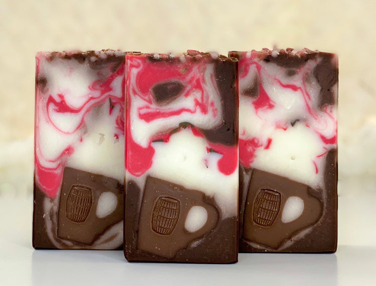 Peppermint Hot Cocoa Soap