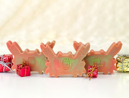 Christmas Crab Soap