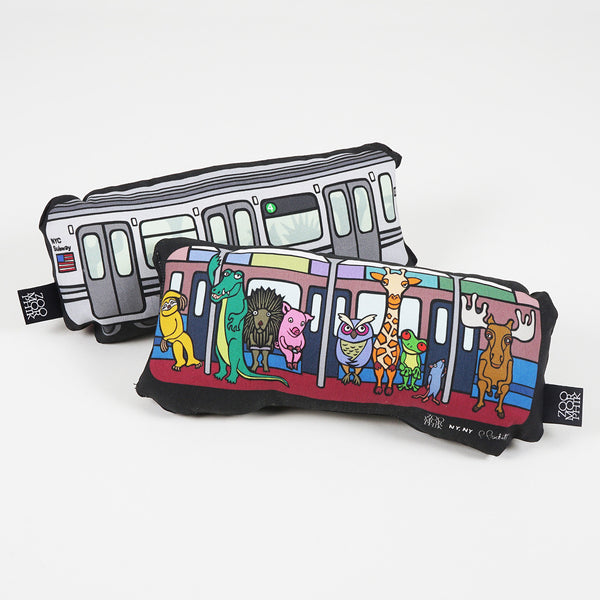 NYNY Subway Pillow (Mini)