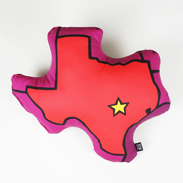 State of Texas Pillow (Large)