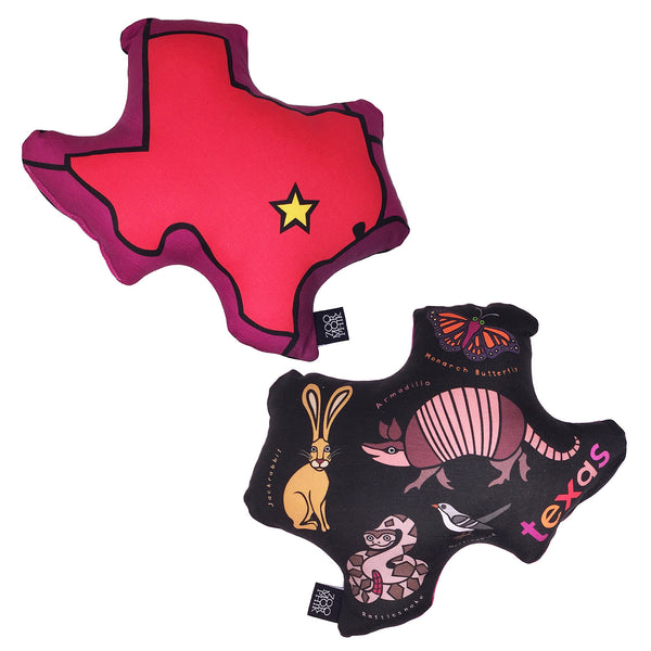 State of Texas Pillow (Small)