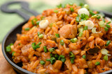 Bacon and Chicken Jambalaya