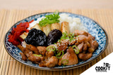 Chicken Teriyaki served with Japanese Rice