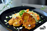 Moroccan Style Chicken with Almond & Carrot Cous Cous