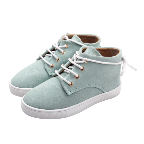 The Gelato Collection - 100% Suede - Mint