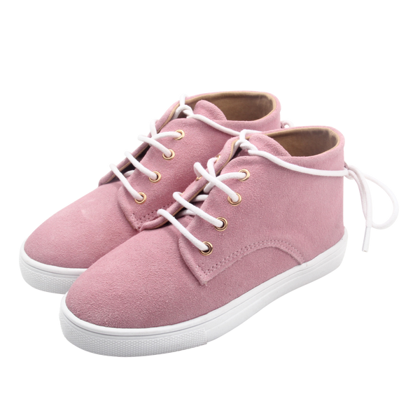 The Gelato Collection - 100% Suede - Pink