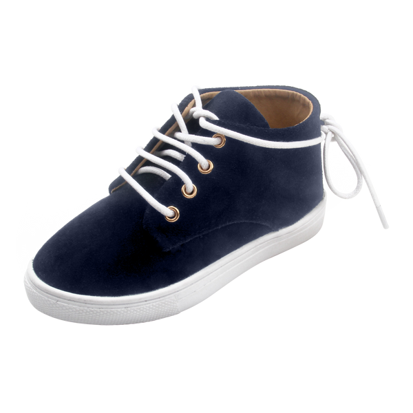 The Gelato Collection - 100% Suede - Navy