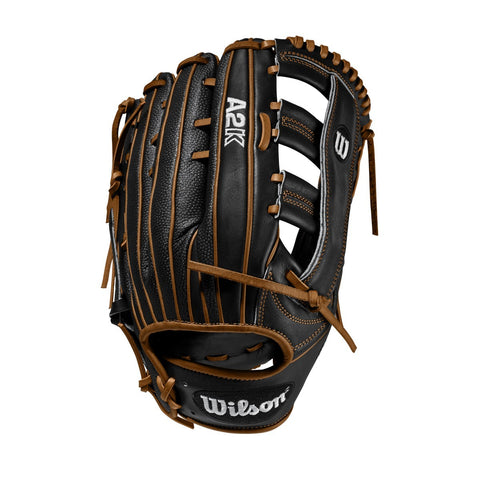 "Wilson 2020 A2K 1775 SS 12.75"" Outf Glove WTA2KRB201775SS - Baseball Gloves - Hit A Double - 1"