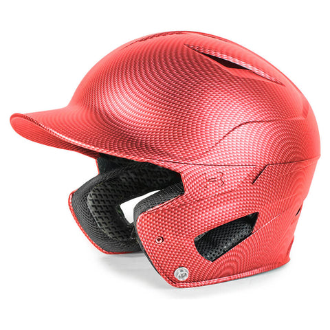Under Armour Converge Carbon Tech Adult Batting Helmet UABH2-150-CARB - Scarlet