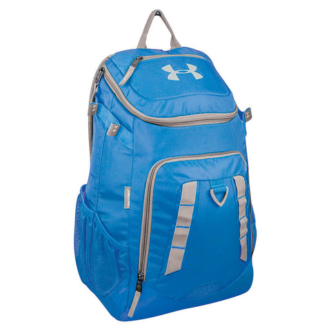 Under Armour Undeniable Bat Pack - Royal - Baseball Bags, Softball Bags - Hit A Double - 1
