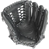 "Under Armour Flawless Series Black 11.75"" Infield Glove - Black - Baseball Gloves - Hit A Double - 2"