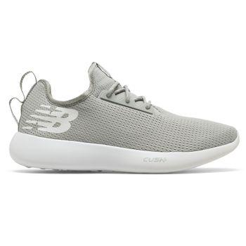 New Balance Men's RCVRYv1 Recovery Shoes - Gray White