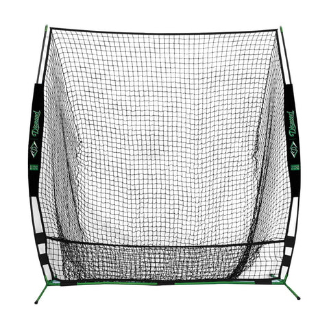 Diamond Baseball/Softball Heavy Duty Catch Net 7' by 8' - 1 ea