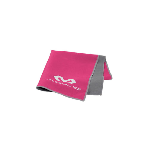 McDavid MD6585 Ucool Cooling Towel - Neon Pink