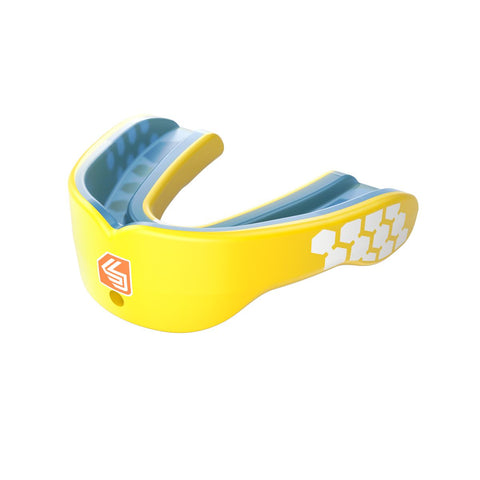 Shock Doctor 6900 Gel Max Power Mouthguard - Shock Yellow