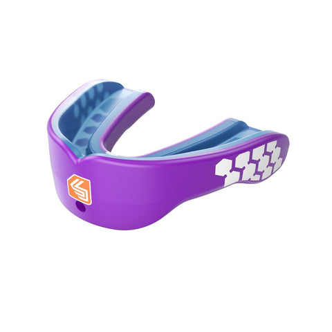 Shock Doctor 6900 Gel Max Power Mouthguard - Purple