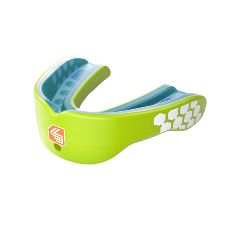 Shock Doctor 6900 Gel Max Power Mouthguard - Shock Green
