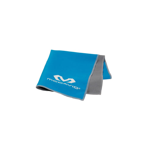 McDavid MD6585 Ucool Cooling Towel - Neon Blue