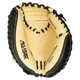 "All-Star 33.50"" CM3031 Comp Catcher's Mitt - Tan Black"