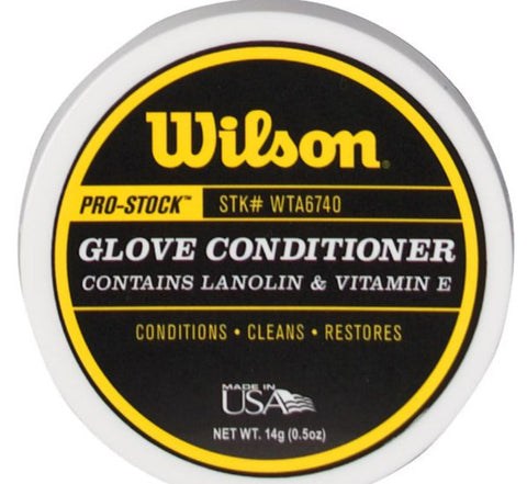 Wilson Pro Stock Baseball/Softball Glove Conditioner - 2.5 oz