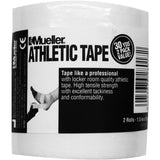 "Mueller Mtape 1.5"" x 15 yds White - 2 pk - Baseball Accessories, Softball Accessories - Hit A Double - 2"