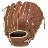 "Mizuno Pro Select 12.00"" Inf/Pitcher Glove GPS1-100DT - Brown"