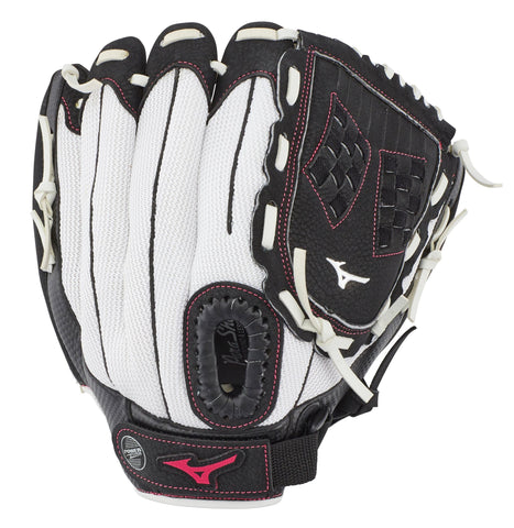"Mizuno Prospect Finch 11.00"" GPP1105F3 Fastpitch Glove - Black White"