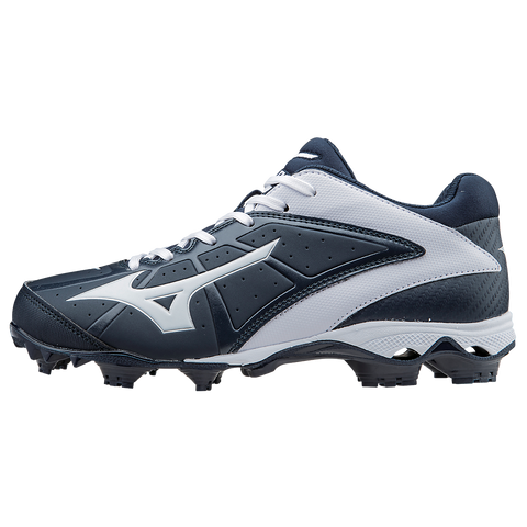 Mizuno 9-Spike Advanced Finch Elite 2 - Navy White