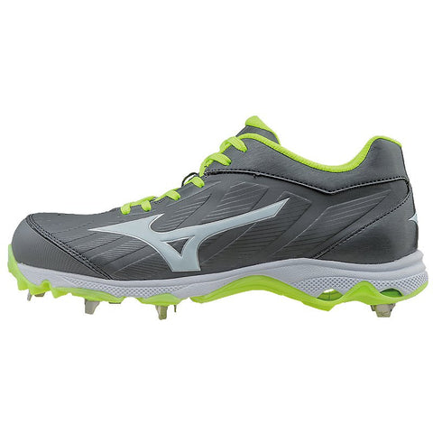 Mizuno 9-spike Advanced Sweep 3 - Gray White