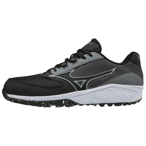 Mizuno Dominant All-Surface Low Turf Shoe - Charcoal White