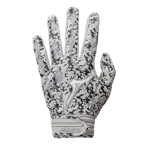 Mizuno Covert Youth Batting Gloves - Digital Camo
