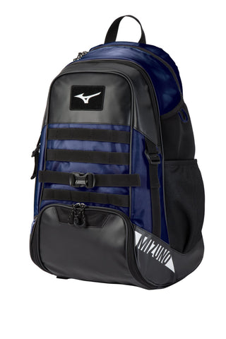 Mizuno MVP Backpack X - Black Navy