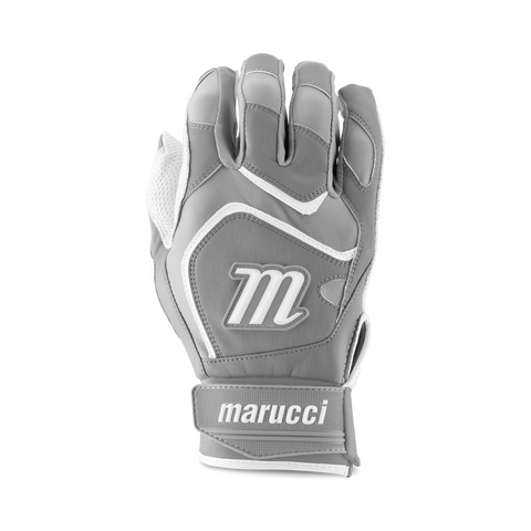 Marucci 2020 Signature Batting Glove - Gray