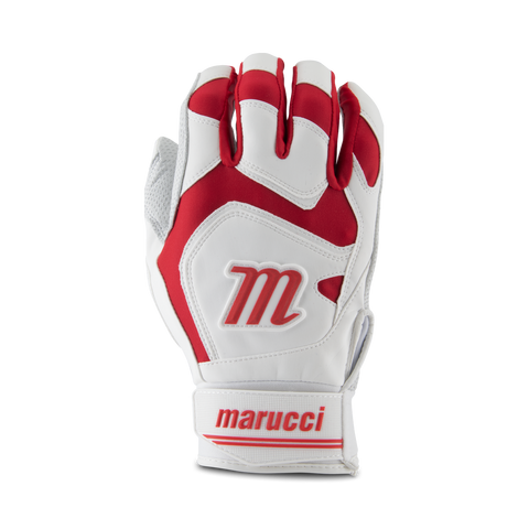 Marucci 2020 Signature Youth Batting Glove - Red