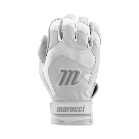 Marucci 2020 Signature Youth Batting Glove - White