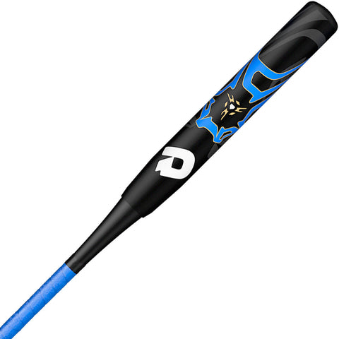 DeMarini 2020 CF (-13) USA Approved Tee Ball Bat - Blue Black