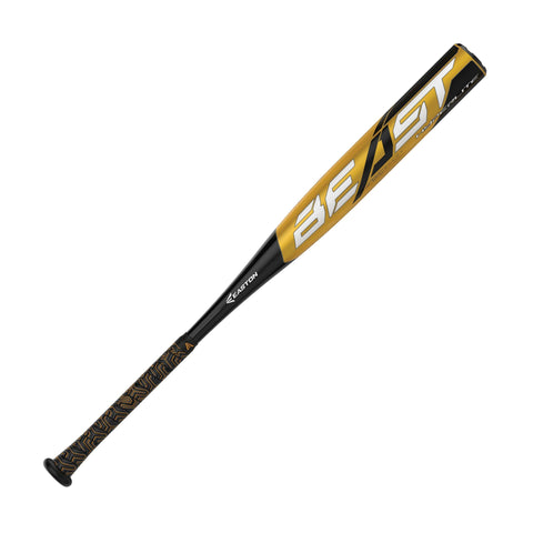 "Easton 2019 Beast HyperLite (-12) USA Approved 2 1/4"" Bat - Black Gold"