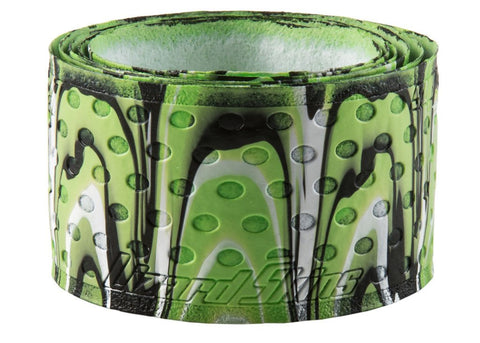 Lizard Skins Durasoft 0.5mm Bat Grip - Lime Camo - Baseball Accessories, Softball Accessories - Hit A Double